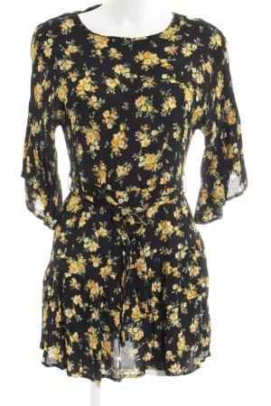 Miss Selfridge Midikleid Blumenmuster Casual-Look