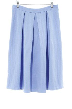 Miss Selfridge Midirock himmelblau klassischer Stil