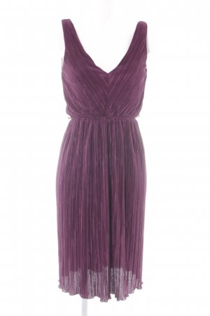 Miss Selfridge Minikleid purpur Casual-Look