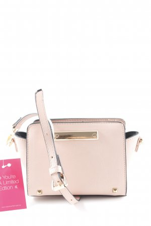 Miss Selfridge Minitasche rosé Business-Look