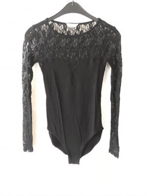Miss Selfridge Bodysuit Blouse black