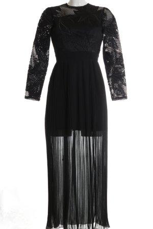 Miss Selfridge Spitzenkleid schwarz Elegant