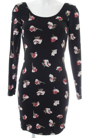 Miss Selfridge Stretchkleid Blumenmuster Casual-Look