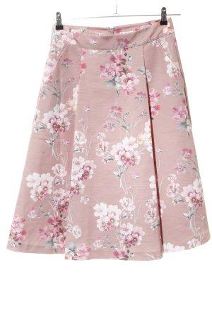 Miss Selfridge Circle Skirt allover print elegant