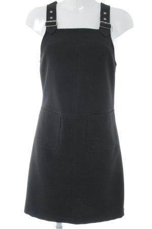 Miss Selfridge Trägerkleid schwarz Casual-Look