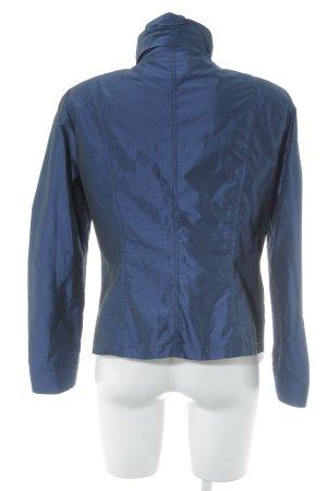 Miss Selfridge Tweedblazer schwarz-wollweiß Streifenmuster schlichter Stil