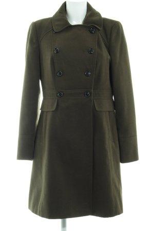 Miss Selfridge Übergangsmantel dunkelgrün Casual-Look