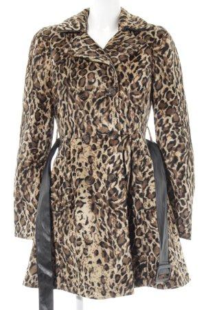 Miss Selfridge Übergangsmantel Leomuster Street-Fashion-Look