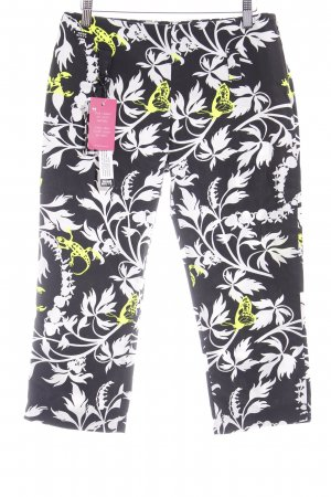 Miss Sixty 3/4 Length Trousers allover print extravagant style