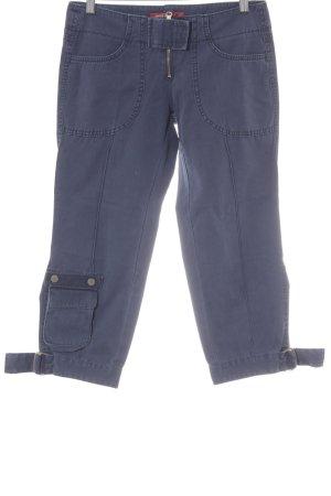 Miss Sixty Jeans 3/4 gris ardoise style décontracté