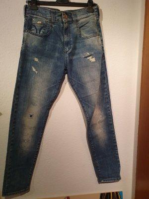 Miss Sixty Boyfriend Jeans cornflower blue