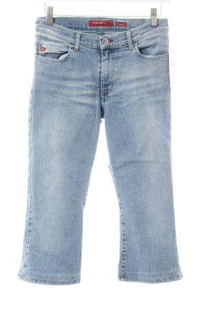 Miss Sixty 7/8 Jeans hellblau Casual-Look