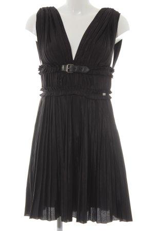 Miss Sixty Abendkleid schwarz Elegant