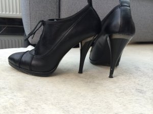 Miss Sixty Lace-up Booties black