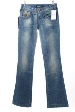 """Miss Sixty Boot Cut Jeans """"Big Love"""" blau"""
