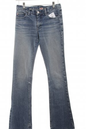 Miss Sixty Boot Cut Jeans pale blue-blue simple style