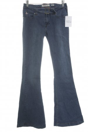Miss Sixty Boot Cut Jeans blau Casual-Look