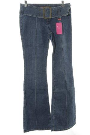 Miss Sixty Jeans bootcut bleu style hippie