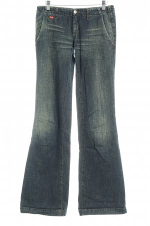Miss Sixty Boot Cut Jeans dark blue '90s style