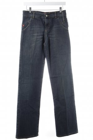 Miss Sixty Boot Cut Jeans graublau Casual-Look