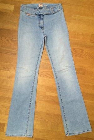 Miss Sixty Boot Cut Jeans - Style Roxy 1 - hellblau - Gr. 28