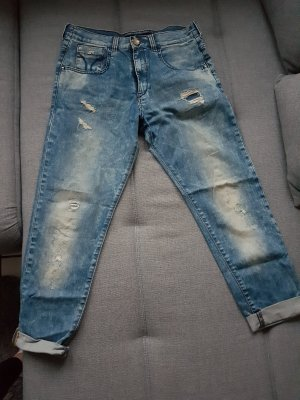 Miss Sixty Jeans boyfriend bleu foncé