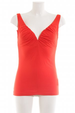 Miss Sixty Bustier Top red casual look