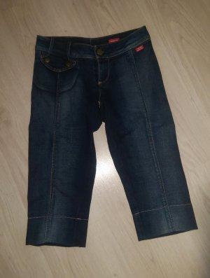 Miss Sixty Jeans 3/4 bleu-bleu foncé