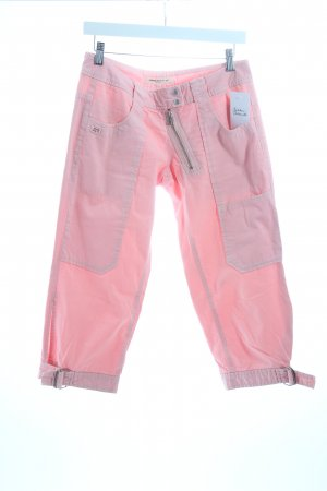 Miss Sixty Caprihose rosa Casual-Look