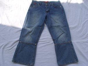 Miss Sixty 7/8-jeans staalblauw Katoen