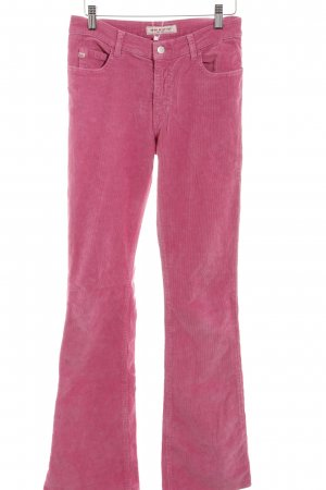 Miss Sixty Cordhose pink Retro-Look