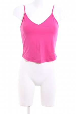 Miss Sixty Cropped Top pink casual look