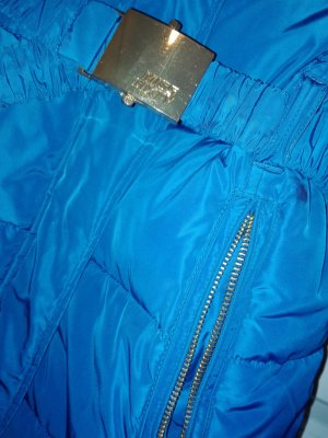 Miss Sixty Daunenjacke kobaltblau