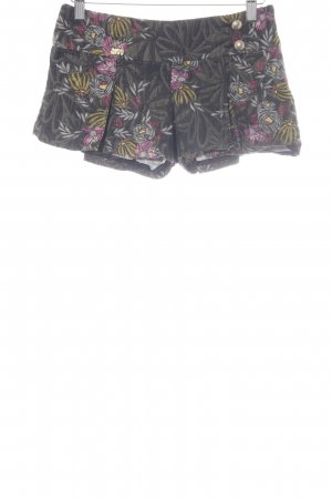 Miss Sixty Hot Pants florales Muster extravaganter Stil