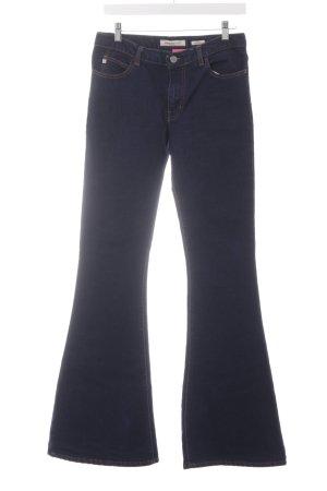 Miss Sixty Hüfthose dunkelblau Jeans-Optik