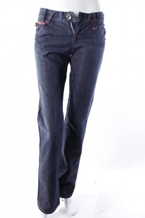 Miss Sixty Low Rise Jeans dark blue