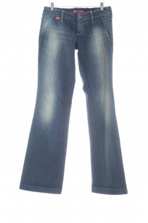 Miss Sixty Low Rise Jeans dark blue jeans look