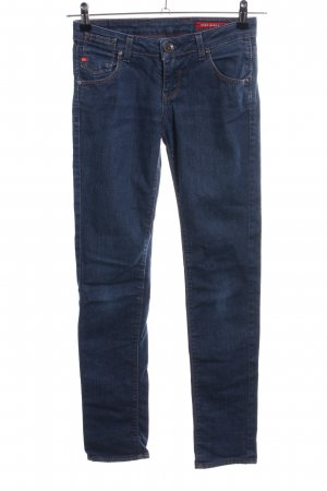 Miss Sixty Low Rise jeans blauw casual uitstraling