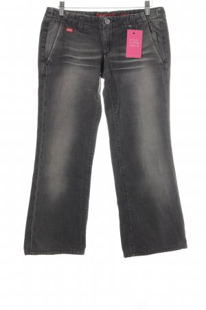 Miss Sixty Low Rise Jeans grey classic style