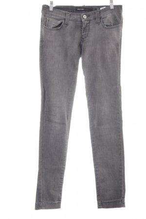 Miss Sixty Low Rise Jeans light grey street-fashion look