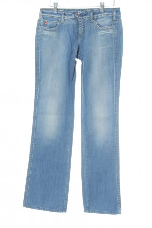 Miss Sixty Low Rise Jeans steel blue classic style
