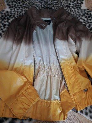 Miss Sixty Giacca taglie forti marrone chiaro-giallo