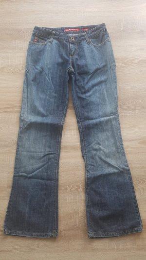 Miss Sixty Boot Cut spijkerbroek blauw