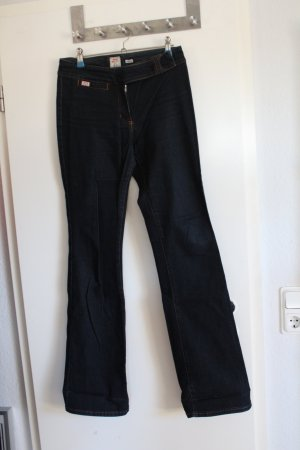 Miss Sixty Jeans high waisted und flared in dunkelblau