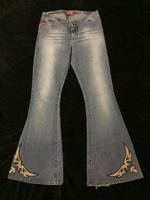 Miss Sixty Jeans Hosen mit Schlag-Gr. 29