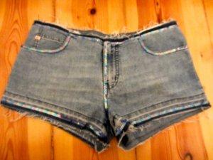 MISS Sixty Jeans Hotpants mit Pailletten inch 30