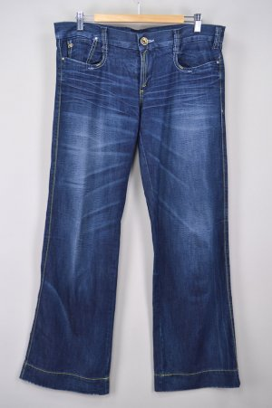 Miss Sixty Jeans Style Halle blau Größe W30 1707220320497