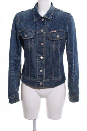 Miss Sixty Denim Jacket blue casual look