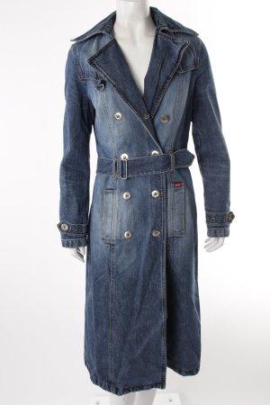 Miss Sixty Jeansmantel blau