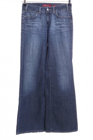 Miss Sixty Jeansschlaghose blau Casual-Look